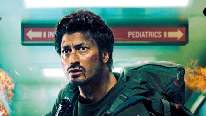 Sanak: Fans go gaga as Vidyut Jammwal shares first poster of new action film
