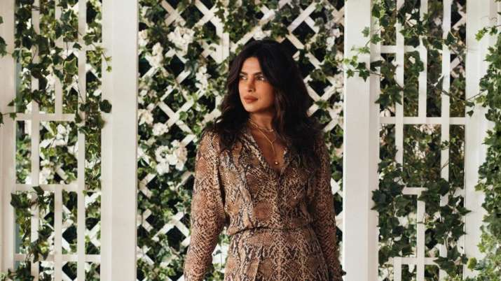 Priyanka Chopra Jonas se une a Producers Guild of America como miembro