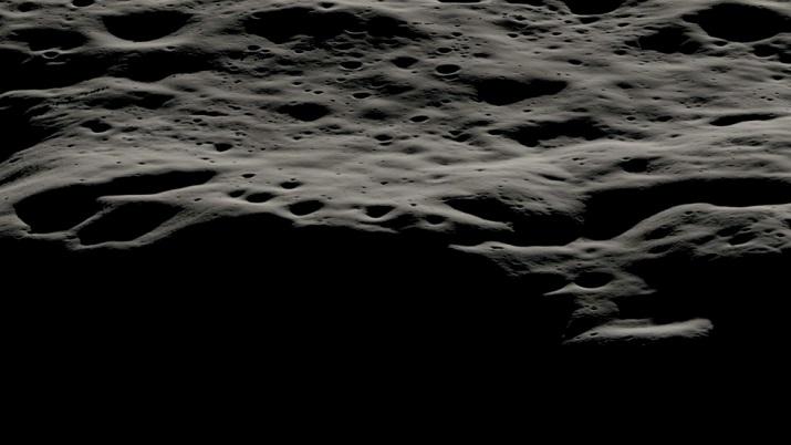 NASA's Artemis rover to land near Moon's south pole