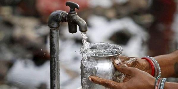 delhi jal board water supply project