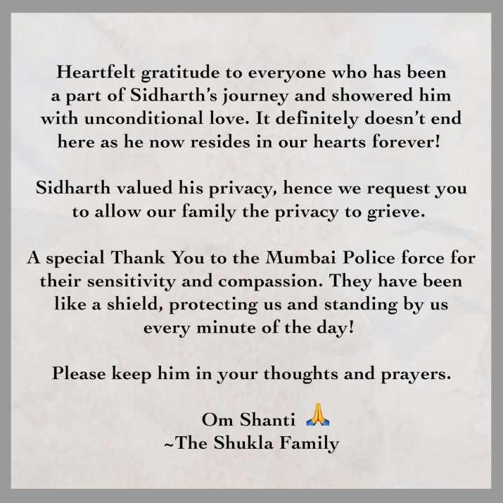 India Tv - Sidharth Shukla