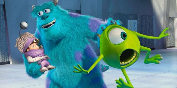 India Tv - Monsters UniverBest animated movies available on Disney+ Hotstarsity