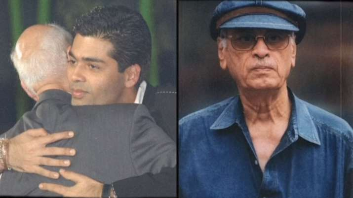 Karan Johar's emotional post on father Yash Johar's birth anniversary: Miss your energy, love & affe