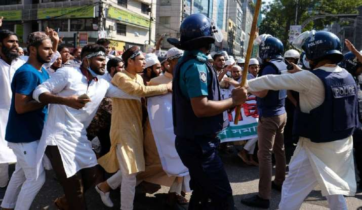 Bangladesh communal violence: 71 cases filed, over 3,000 unidentified persons booked so far