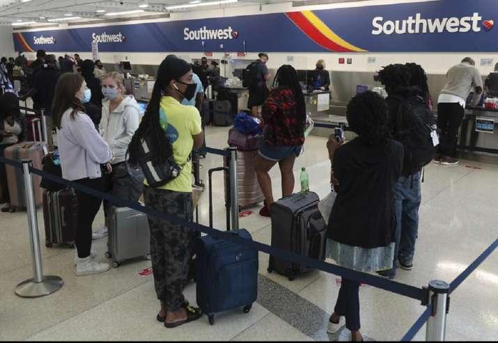 Southwest flights cancelled