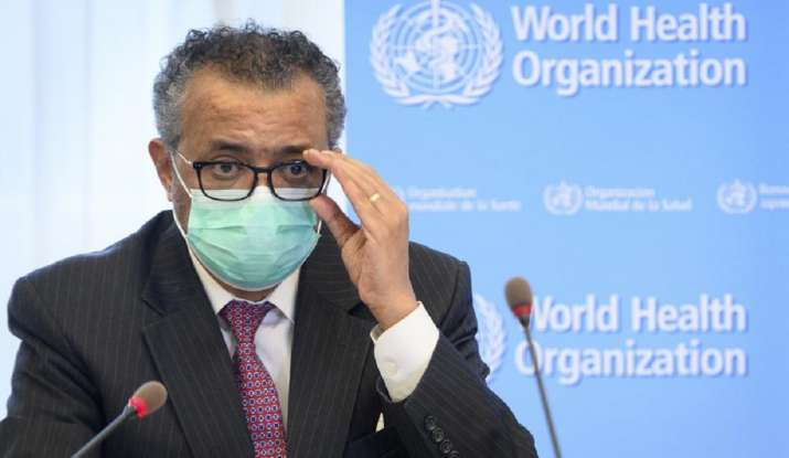 Coronavirus pandemic far from over; will end when we choose to end it: WHO chief