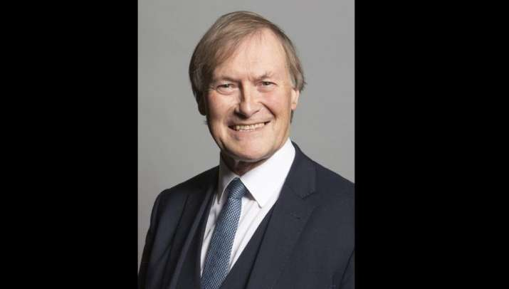 UK lawmaker David Amess stabbed to death while meeting with constituents
