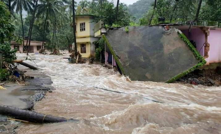 Kerala rains: Death toll due to flash floods, landslides rises to 38; rescue operations on