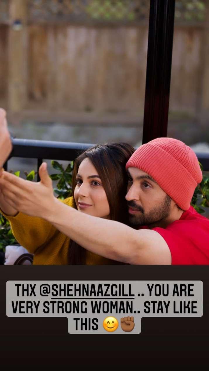 India Tv - Shehnaaz Gill, Diljit Dosanjh