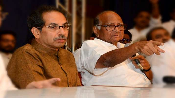 I insisted that Uddhav become CM of Maharashtra after MVA was formed: Pawar's snipe at Fadnavis