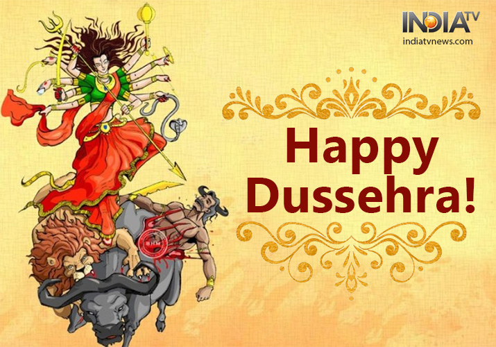 India Tv - Happy Dussehra 2021 HD images and wallpapers