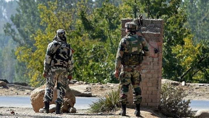 army soldier killed, poonch,