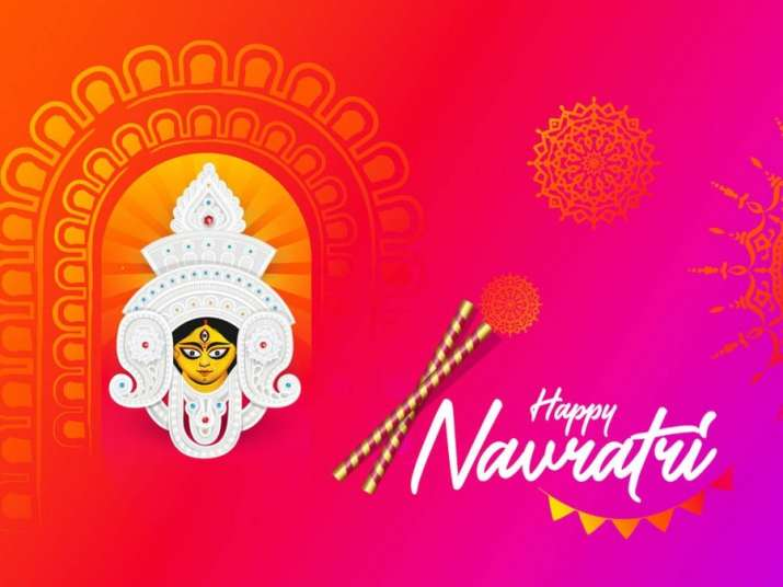 Happy Shardiya Navratri 2021 Wishes SMS Greetings HD Images Wallpapers for  Facebook & WhatsApp | Books News – India TV