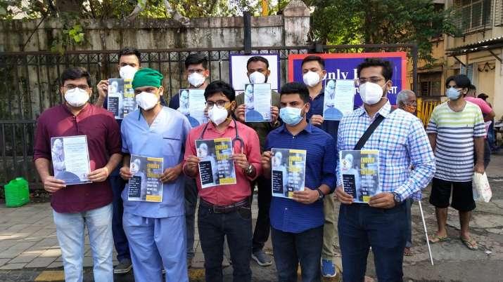 resident doctors association strike in mumbai