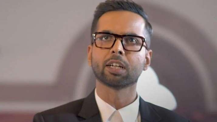 Abhishek Banerjee talks about his lawyer role in Rashmi Rocket