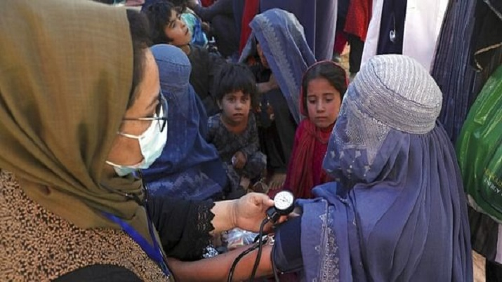 Unicef official warns of worsening situation in Afghanistan