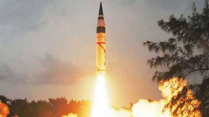 India successfully test-fires Agni-5 missile having range of 5,000 km