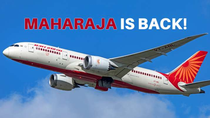 BREAKING   'Maharaja' is back! Tata Group wins bid for Air