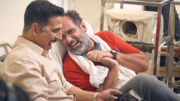 Raksha Bandhan: Akshay Kumar is 'off to the next' as he wraps up Anand L Rai's film; see BTS pic