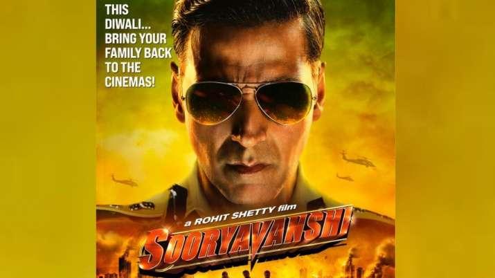 Sooryavanshi new poster out: Akshay Kumar's cop avatar leaves audience impressed