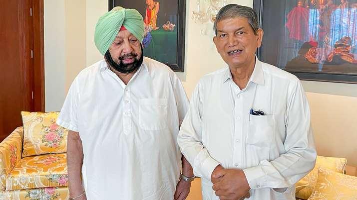 Harish Rawat says Amarinder Singh helping BJP