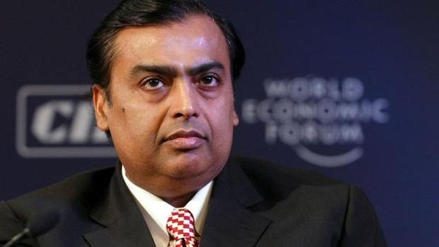 Mukesh Ambani with a net worth of $92.7 billion tops 2021