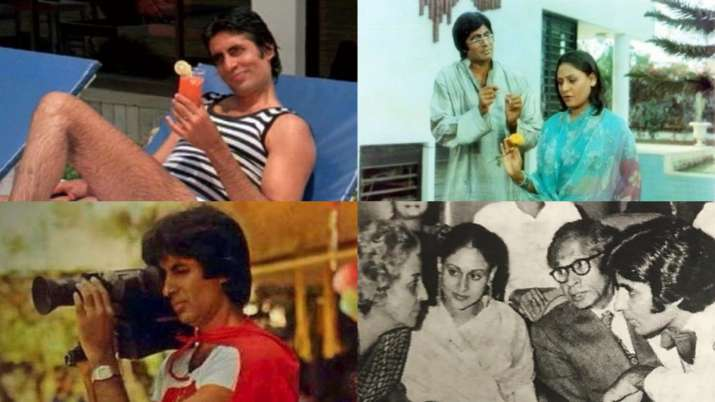 Amitabh Bachchan Birthday Special! Throwback Instagram posts of Shahenshah that will leave you nostalgic