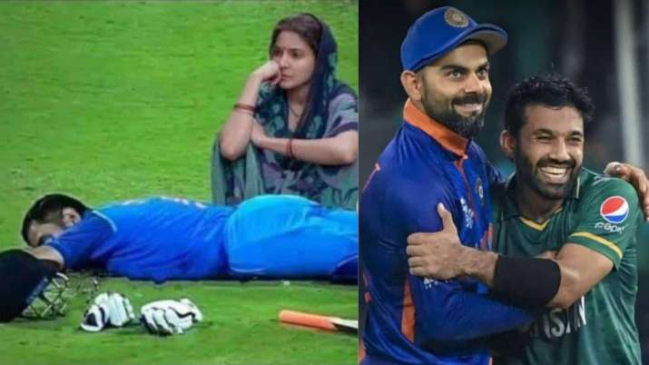 Anushka Sharma gets trolled after team India's defeat to Pak in T20 World Cup