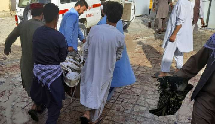 UNSC condemns attack on Afghan mosque, underlines need to