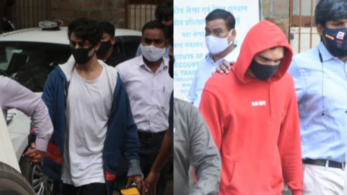 Mumbai Drug Case LIVE: Bail plea of Aryan Khan, Arbaaz & others to be heard by special NDPS court today