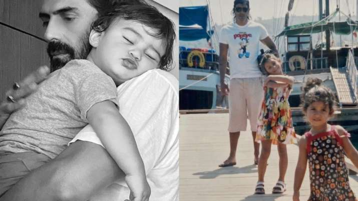 Arjun Rampal's 'Throwback Thursday' post featuring his kids is sure to melt your hearts; see pics