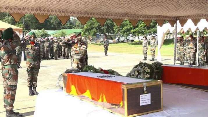 J-K: Body of co-pilot of crashed Army helicopter recovered after two months from dam