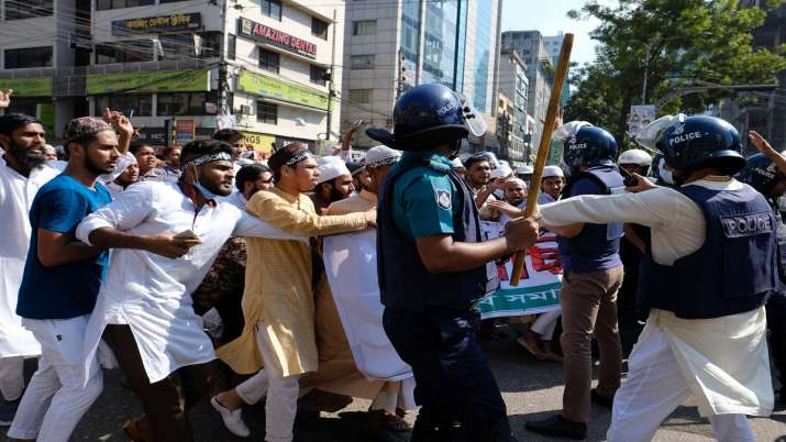 Communal harmony to be protected; violence aimed at creating trouble before next poll: Bangladesh HM