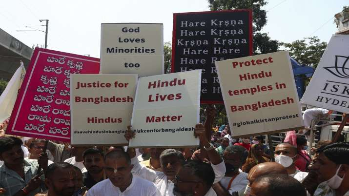 Bangladesh: Second key suspect behind violence against Hindus arrested