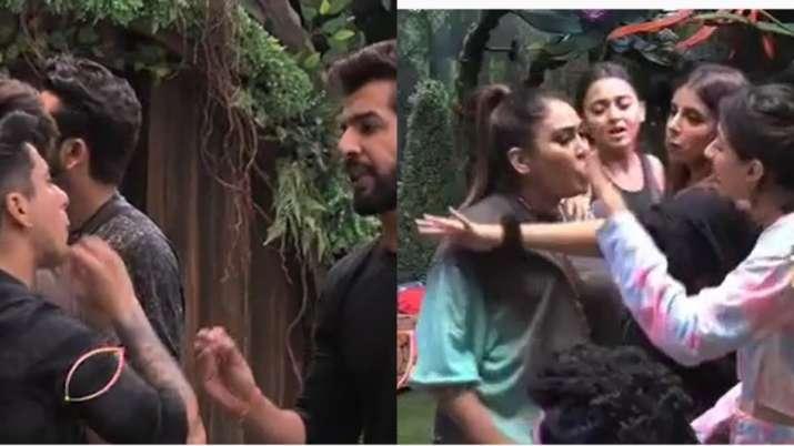 Bigg Boss 15: Afsana Khan-Vidhi Pandya to Pratik Sehajpal-Jay Bhanushali, major fights to break out