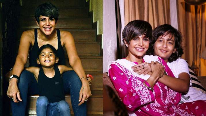 Mandira Bedi: My children are the reason for me to carry on, work and live