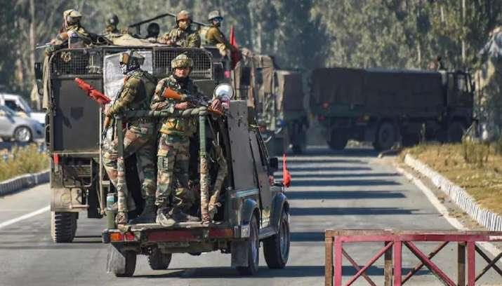 NIA raids in Jammu and Kashmir