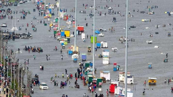 chennai floods, flood alert