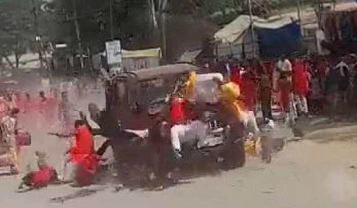 Chhattisgarh: Accused in Jashpur incident arrested, two cops suspended