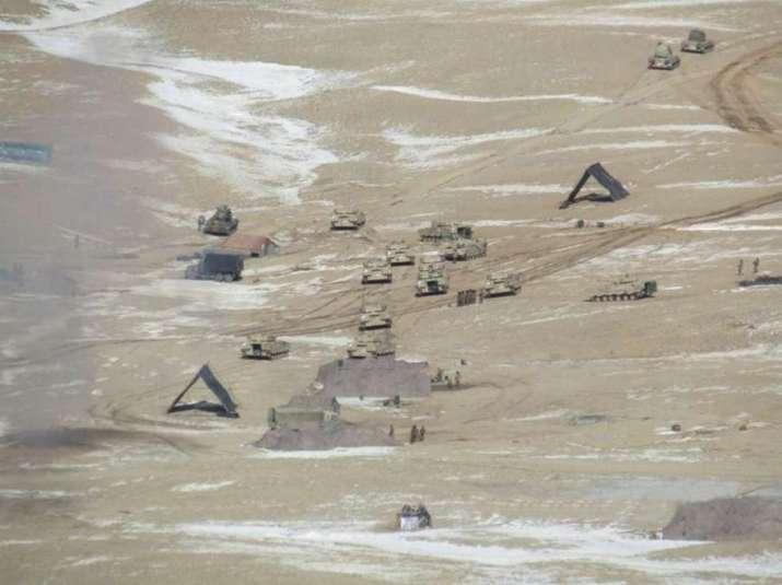 Amid tension, China deploys large number of UAV, fighter jets at Ngari Gunsa airbase