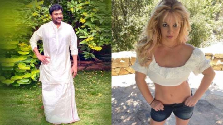 Telugu megastar Chiranjeevi, Britney Spears to collaborate for upcoming film 'Godfather?'