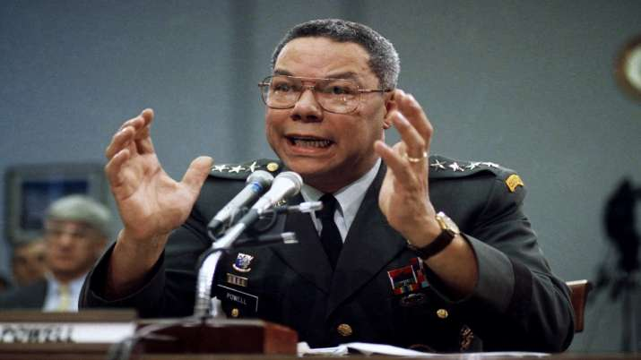 Colin Powell, first Black US state secretary, dies at 84 due to Covid