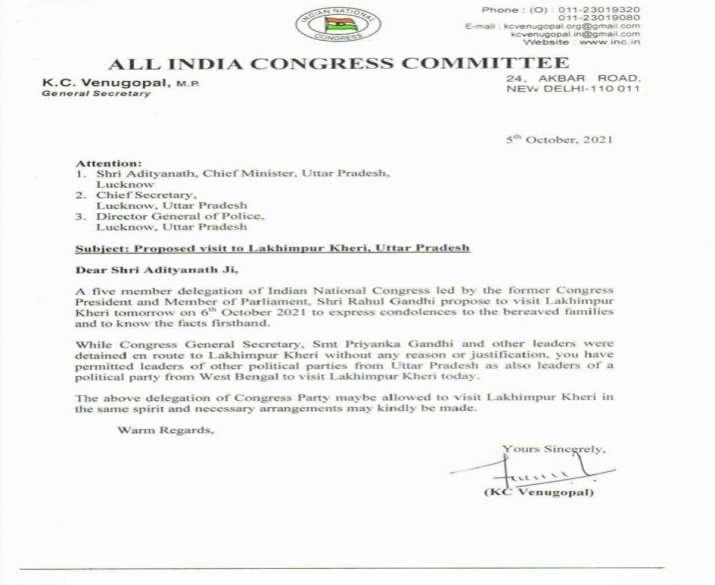 India Tv - Congress