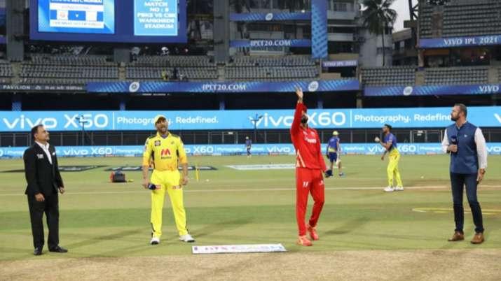 CSK vs PBKS Toss Updates IPL 2021: MS Dhoni's Chennai take on KL Rahul-led Punjab