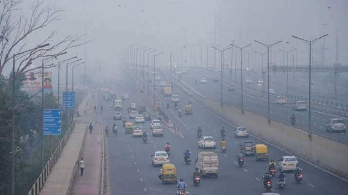 'Very poor' air quality in Delhi but contribution of stubble burning to city air comes down to 2%