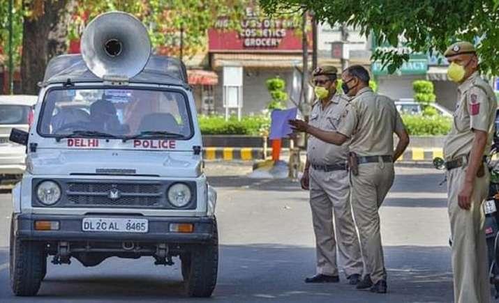 africans arrested in delhi