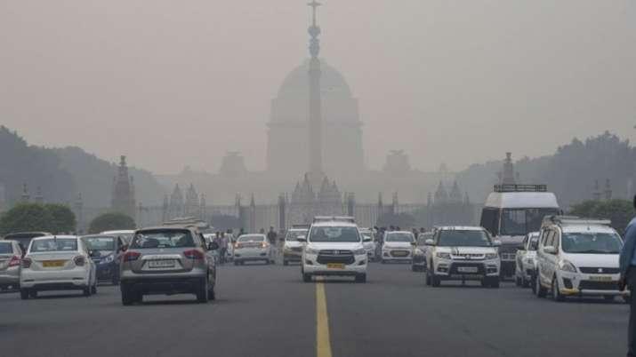 Delhi breathes its worst air in November