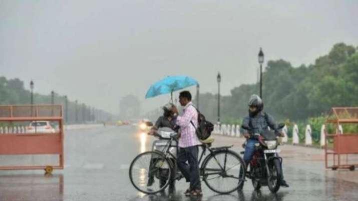 Rainfall in Delhi this monsoon 80 per cent more than