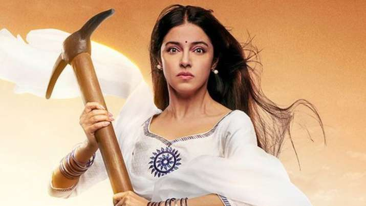 Satyamev Jayate 2: Divya Khosla Kumar gives patriotic vibes in latest poster