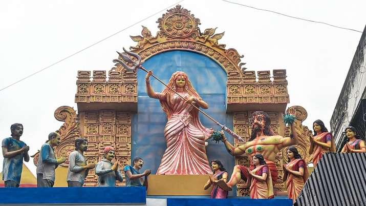 Delhi Pollution Control Committee, Durga Puja Idol, IDOL immersions, IDOL immersion not allowed, Yam